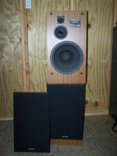 kenwood JL-670 speakers in Coldspring